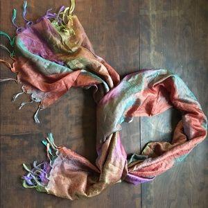 Accessories - Silk scarf